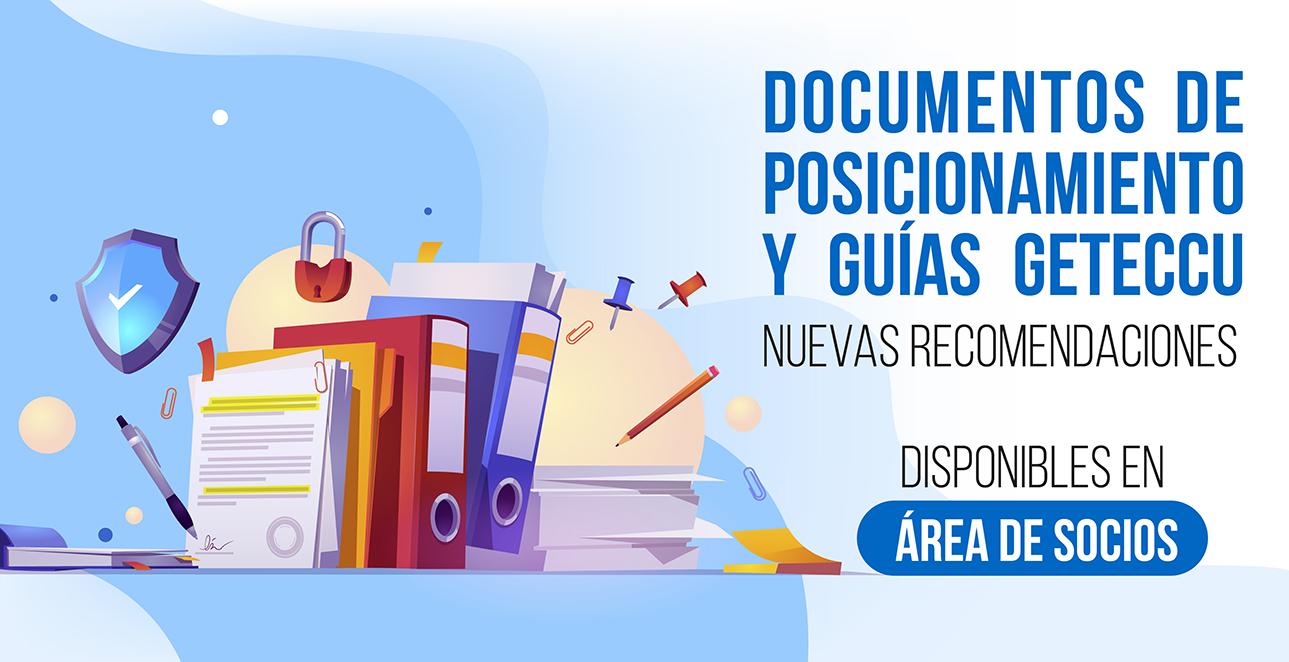 Documentos de posicionamiento y Guías GETECCU